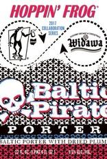 Hoppin' Frog x Widawa 'Baltic Pirate' Porter 12oz Sgl
