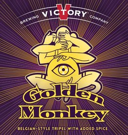 Victory 'Golden Monkey' 12oz Sgl