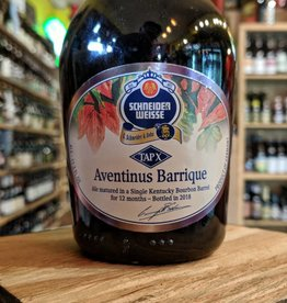 Schneider 'Aventinus Barrique 2018' Ale matured in a Single Use Bourbon Barrel 375ml