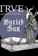 TRVE 'Buried Sun' French-style Amber Mixed Culture Farmhouse Ale 375ml