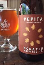 Scratch 'Pepita' Ale Brewed with Pumpkin Seeds 750ml