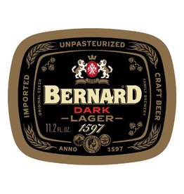 Bernard Family 'Dark Lager' 330ml