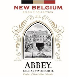 New Belgium Brewing 'Abbey' 12oz Sgl