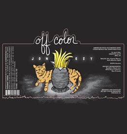 Off Color 'Jonsey' American Wild Ale 750ml