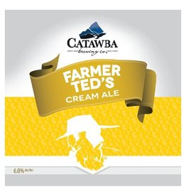 Catawba 'Farmer Ted's Cream Ale' 12oz (Can)