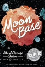 Ecliptic 'MoonBase' Blood Orange Saison 22oz