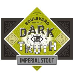 Boulevard Brewing Co. 'Dark Truth' Imperial Stout 12oz Sgl