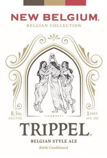 New Belgium Brewing 'Trippel' Belgian Style Ale 12oz Sgl