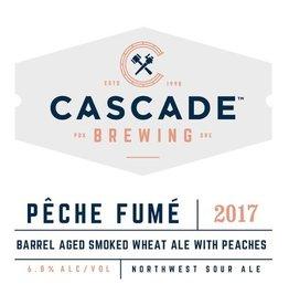 Cascade 'Pêche Fumé 2017' 750ml