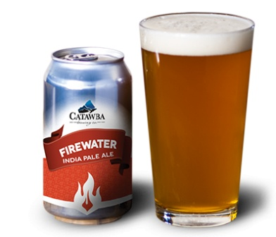 Catawba 'Firewater' IPA 12oz Sgl (Can)