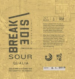 Breakside 'Qualia' Oak Aged Sour Ale w/ Mangoes 500ml