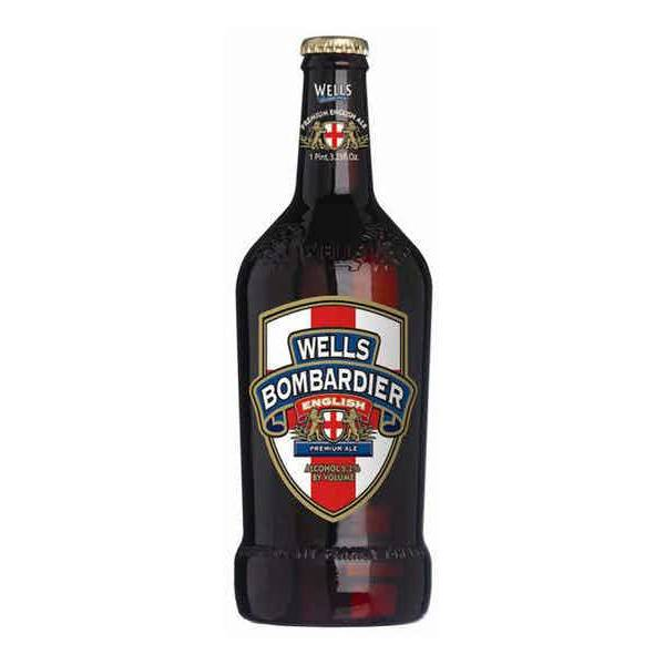 Wells & Young's 'Bombardier' ESB 500ml