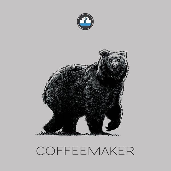 Kent Falls 'Coffeemaker' Brett Pale Ale Coffee 500ml