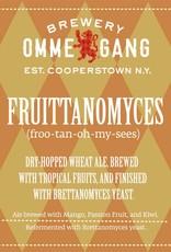 Ommegang 'Fruittanomyces' Dry-hopped Brett Wheat Ale w/ Tropical Fruits 750ml