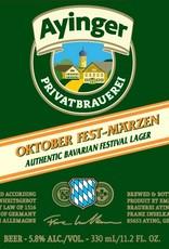 Franziskaner 'Oktoberfest' 330ml