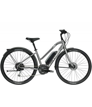 TREK 19 Trek Verve+ Low-Step Gris