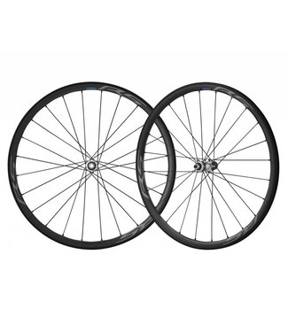 Shimano Paire Roue Shimano WH-RS770 -C30-TL-P12 Tubeless Disque