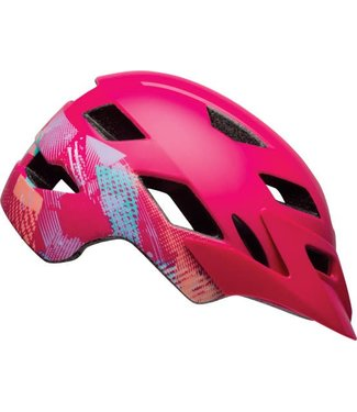 Bell Casque Bell SIDETRACK  Rose gnarly Jeune