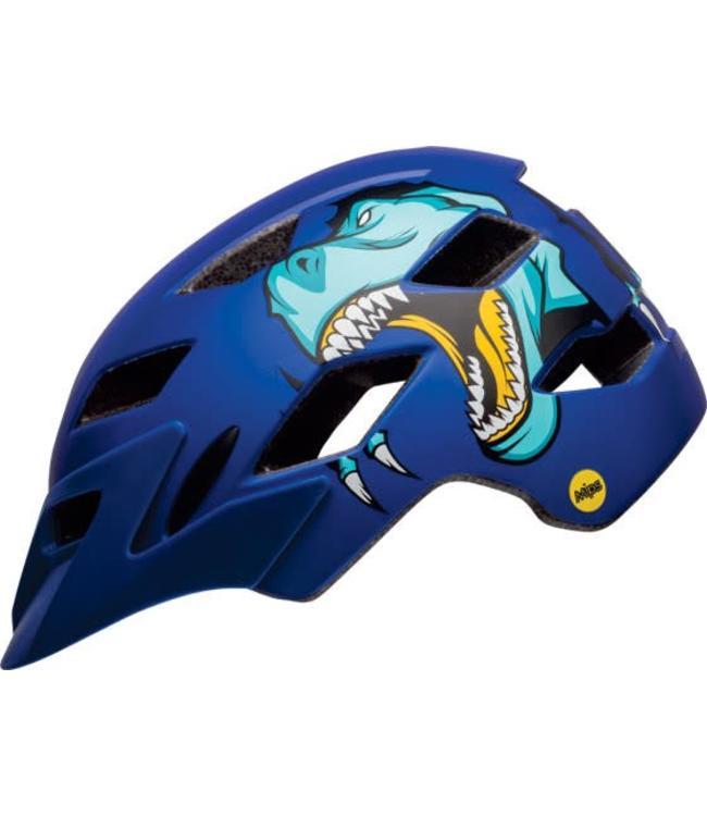 Bell Casque Bell Sidetrack Bleu T-Rex