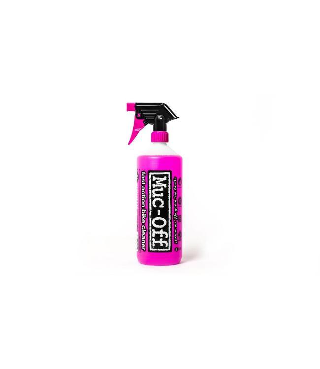 Muc-Off Nettoyant à Vélo Muc-Off Nano-Tech 1 litre