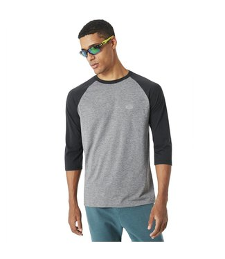 Oakley Canada Chandail OAKLEY LINK Manches 3/4 XX-Large Gris