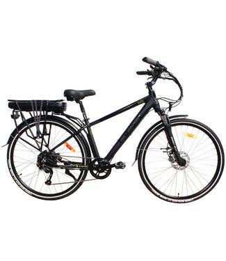 DCO 19 DCO BRB E-Bike Homme Noir / Vert Mat