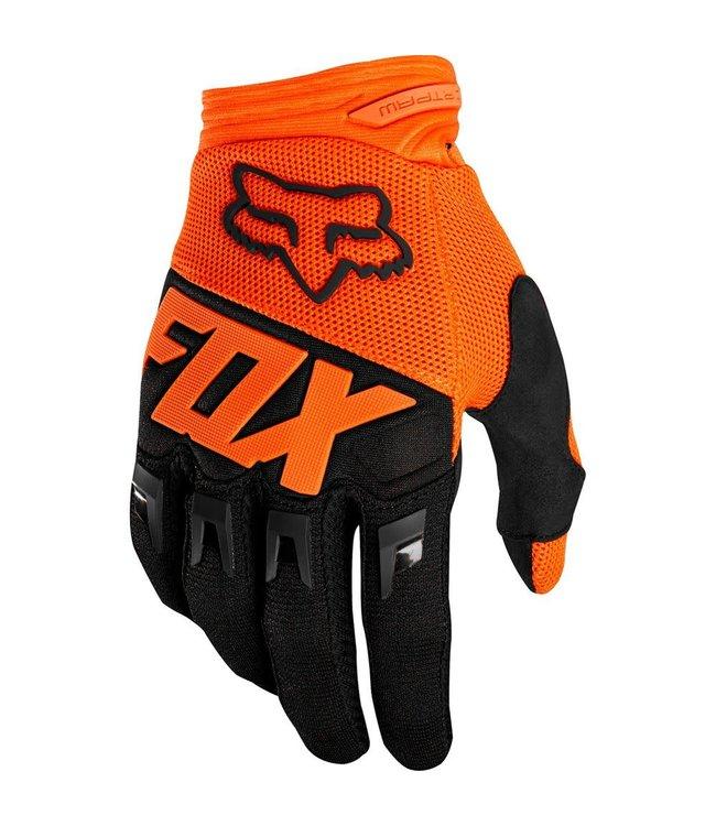FOX Gants FOX DIRTPAW Noir/Orange