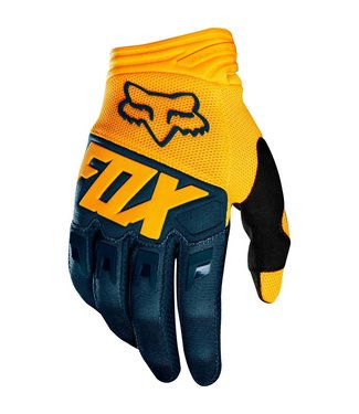 FOX Gants FOX DIRTPAW Jaune/Bleu