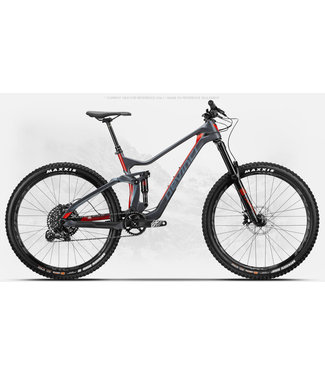 Devinci 19 Devinci Troy Carbon 27 Gx Tech/Rouge