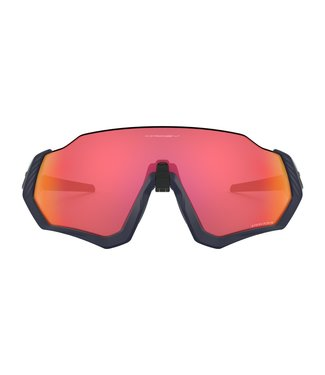 Oakley Canada Lunette Oakley Flight Jacket Matte Navy Prizm Torch Trail