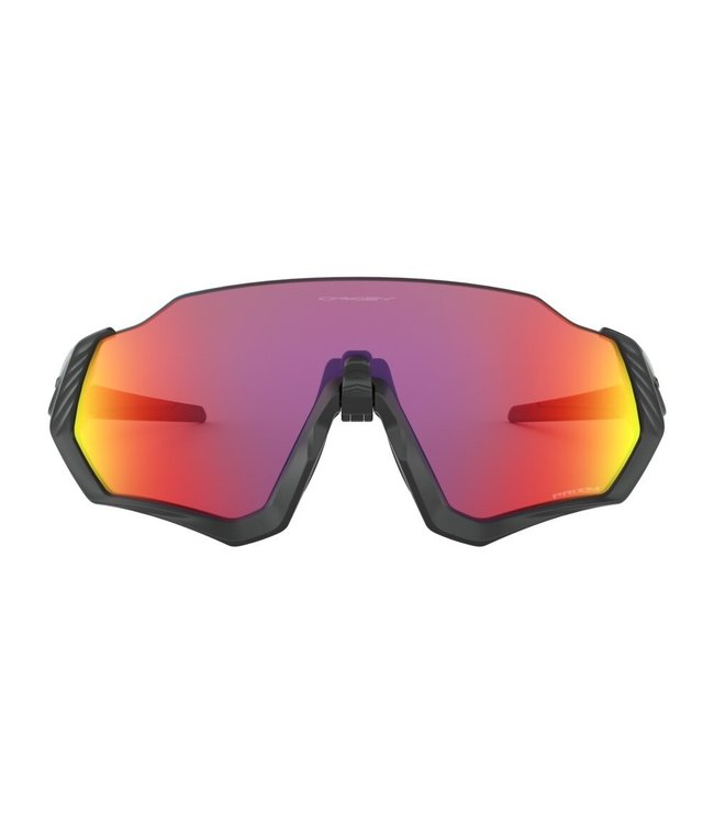 Oakley Lunette Oakley Flight Jacket Matte Black Prizm Road
