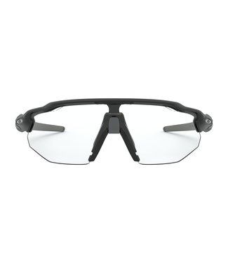 Oakley Lunett Oakley Radar Ev Advancer Matte Black Clear Black Photochromic Iridium