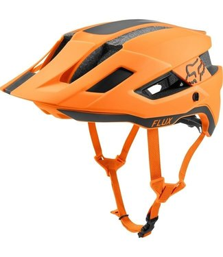 FOX Casque Fox Flux Rush Atomic Orange