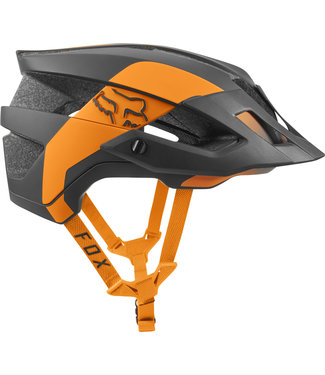 FOX Casque Fox Flux Mips Atomic Orange/ noir