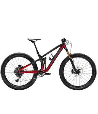 TREK 20 Trek Fuel Ex 9.9 Raw Carbon/Rage Red