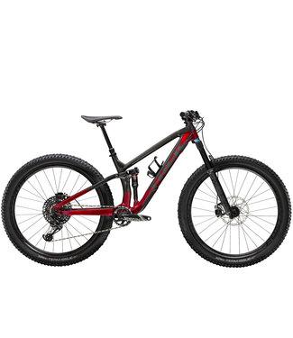 TREK 20 Trek Fuel Ex 9.8 Raw Carbon/Rage Red