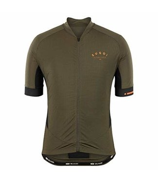 Sugoi Maillot Sugoi Evolution Ice Jersey Olive