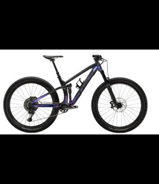 TREK 20 Trek Fuel Ex 9.8 Gx Gloss Purple Phaze/Matte Raw Carbon