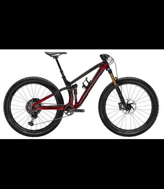 TREK 20 Trek Fuel Ex 9.9 XTR Raw Carbon/Rage red