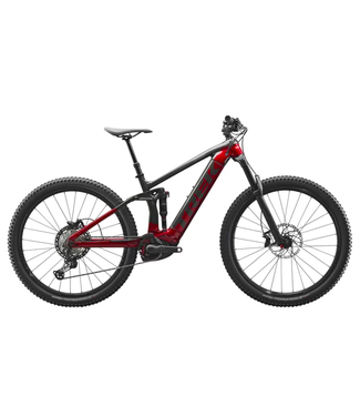 TREK 20 Trek Rail 7 Rage Red/ Dnister Black