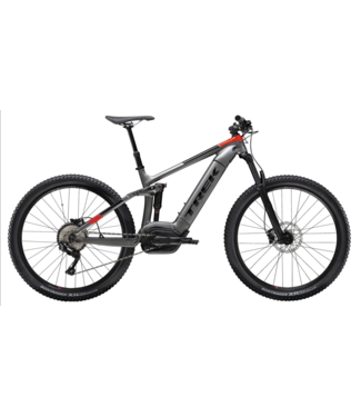 TREK 20 Trek Powerfly FS 5 G2 Gris/Rouge