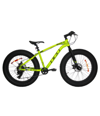 DCO 20 DCO Real Fat 24 Vert Lime