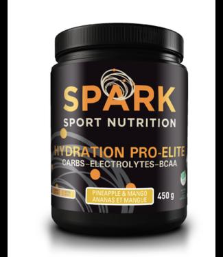 Spark Spark Hydratation Pro-Elite Ananas-Mangue 450G