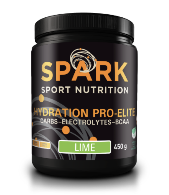 Spark Spark Hydratation Pro-Elite Lime 450G