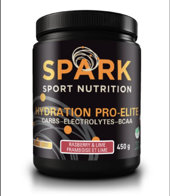 Spark Spark Hydratation Pro-Elite Framboise-Lime 450G