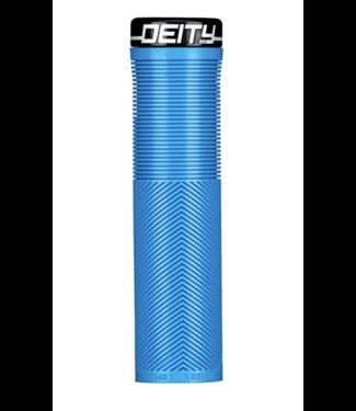 Deity Poignées Deity Knuckleduster 132mm Bleu