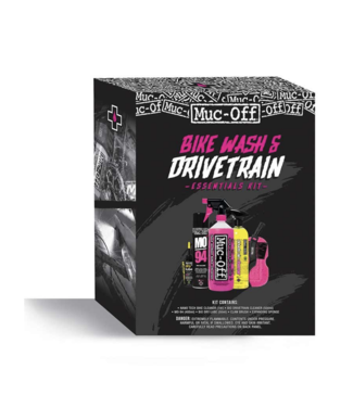 Muc-Off Muc-Off Bike Wash & Drivetrain Essentials Kit