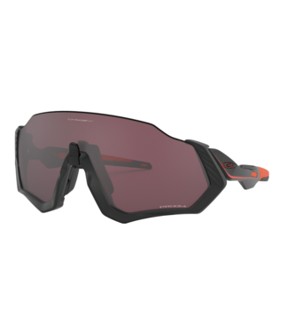 Oakley Lunette Oakley Flight Jacket Matte Black Prizm road black