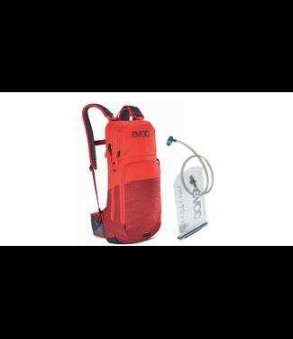 EVOC Sac D'hydratation Evoc CC10 + Réservoir 2L Rouge/Orange