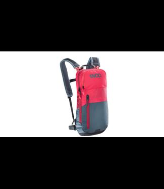 EVOC Sac D'Hydratation Evoc CC6 + Réservoir 2L Rouge/Ardoise